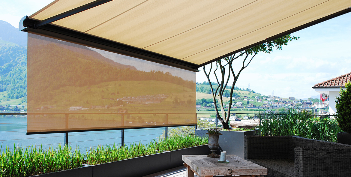 Box awnings - TENDABOX BX3000 | Sun Protection and Weather Protection with STOBAG