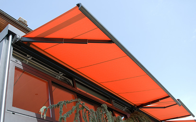 Box awnings - MESABOX S9170 | Sun Protection and Weather Protection with STOBAG