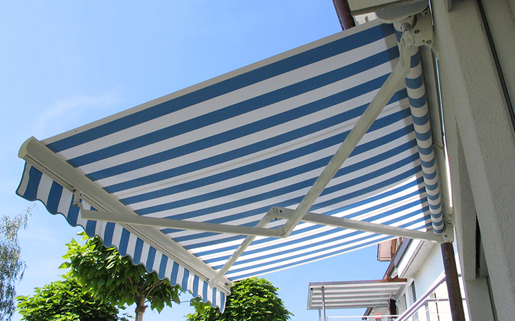 Open awnings - SELECT PLUS S8133 | Sun Protection and Weather Protection with STOBAG