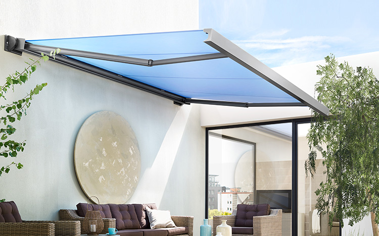 Balcony & Terrace - Box awnings | Sun Protection and Weather Protection with STOBAG